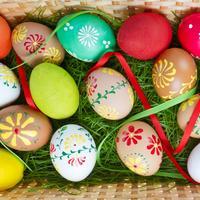 10 популярных способов покраски яиц к Пасхе
