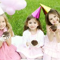 Как организовать детский праздник на даче