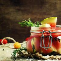 А вы еще не заготовили арбуз на зиму? 4 оригинальных рецепта