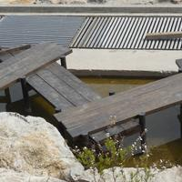 Зигзагообразный мостик яцухаси