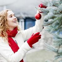 Как новогодняя елка желания исполняет