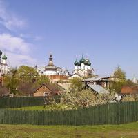 Русский сад - это где?