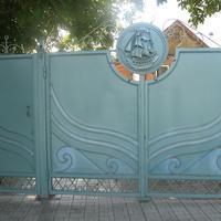 Ворота для любителей эстетики