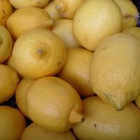 Полезный лимон