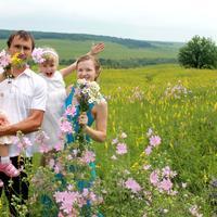 Наши дети -  это цветы жизни!