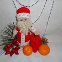 Деда Мороза шьем и одеваем сами!