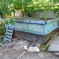 Реконструкция железного бассейна