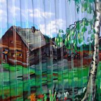 Рисуем на заборе