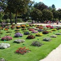 Цветочный город Нант – любуемся, учимся
