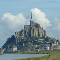 Мон Сен Мишель – остров под покровительством Архангела Михаила