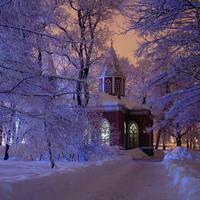 Прощание с зимой в Санкт-Петербургской епархии
