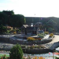Мини парк в Бакингемшире ( 3-я серия )