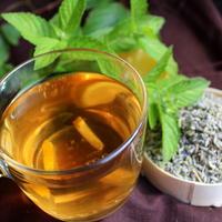 Лавандовый чай от усталости и для крепкого сна
