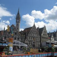 Открылась бельгийская выставка FLORALL