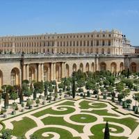 Сады Версаля: взгляд сверху