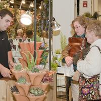 С 12 по 16 марта в Бостоне пройдет цветочная выставка «Boston Flower & Garden Show»