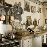 Стиль прованс на дачной кухне: что, как и сколько