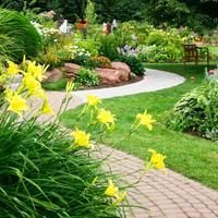 12 садовых дорожек для разных стилей ландшафта