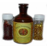 Готовим  Амарантовое масло в домашних условиях