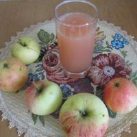 Яблочный сок без консервантов!