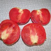 Как вы думаете, отчего мякоть помидоров белеет и становится жесткой?