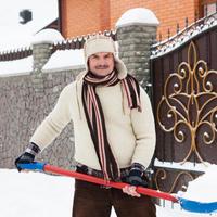 Оставьте отзыв о своей лопате для уборки снега!