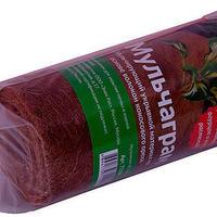 Мульчаграм - мульчирующий кокосовый материал. Это круто!