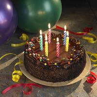 Отмечаем день рождения - принимаем поздравления!