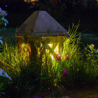 Уличное освещение дачного дома