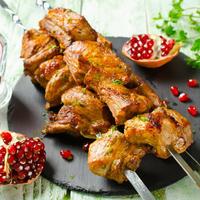 Четыре простых блюда на мангале, или Майские праздники приближаются
