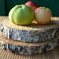 Необычное применение яблок: лечим наши пяточки