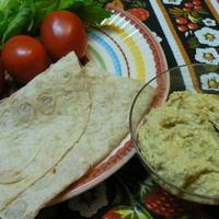 Хумус - еще одна овощная закуска