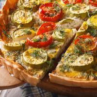 Овощные пироги: осенние рецепты для семейного ужина