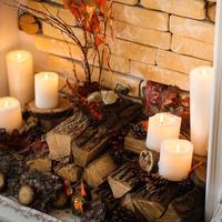 Декоративные камины: без сажи и дыма
