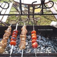 """Шашлык из свинины, приготовленный в Маринаде для шашлыка """"Махеевъ"""""""
