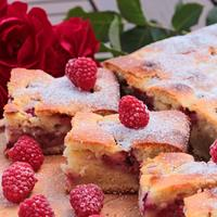 Фруктовые пироги на кефире