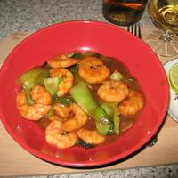 Другие два блюда с «азиатскими нотками» и китайской капустой Пак-Чой (Бок-Чой)