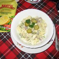 Салат с селёдочкой