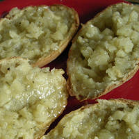 Какре - пирожки с картошкой и луком