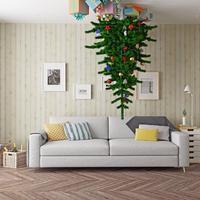Вам и не снилось: 55 удивительных идей новогоднего дерева