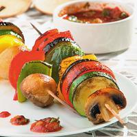 На открытом огне: 12 ярких блюд из овощей