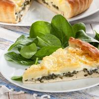 Мастер-класс: сытный пирог с щавелем и картофелем