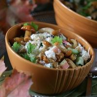 """Салат """"Осенний"""" с грибами"""