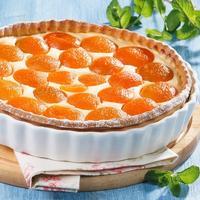 Творожник с абрикосами: пошаговый рецепт