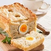 «Хлеб» из курицы с необычной начинкой: удивите своих домашних