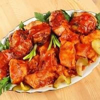 Луковый рулет с курицей: оригинальное блюдо из простейших продуктов