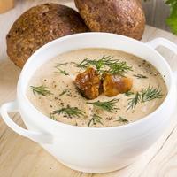 Суп из лисичек со сливками: открываем грибной сезон