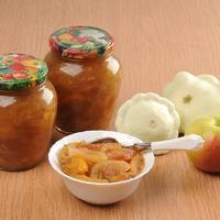 Изумительно вкусное варенье из яблок и кабачков
