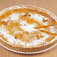 Правильный пирог с тыквой. Осенний рецепт