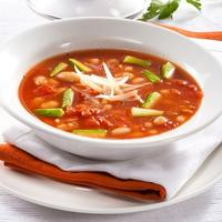 Суп с фасолью за 25 минут